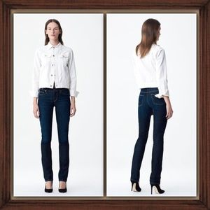 Citizens Of Humanity Elson rise straight leg jeans